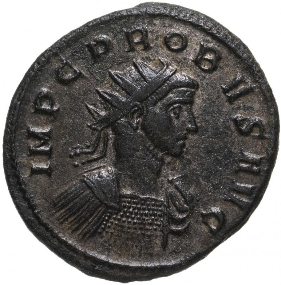 купить Римская империя, Проб, 276-282 годы, Антониниан (Аврелианиан). (Секуритата) персонификация Безопасности
