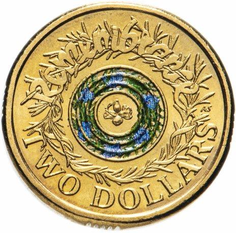 купить Австралия 2 доллара 2017 год Remembrance Day
