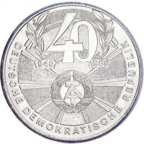 купить Германия жетон 40 лет ГДР 1989