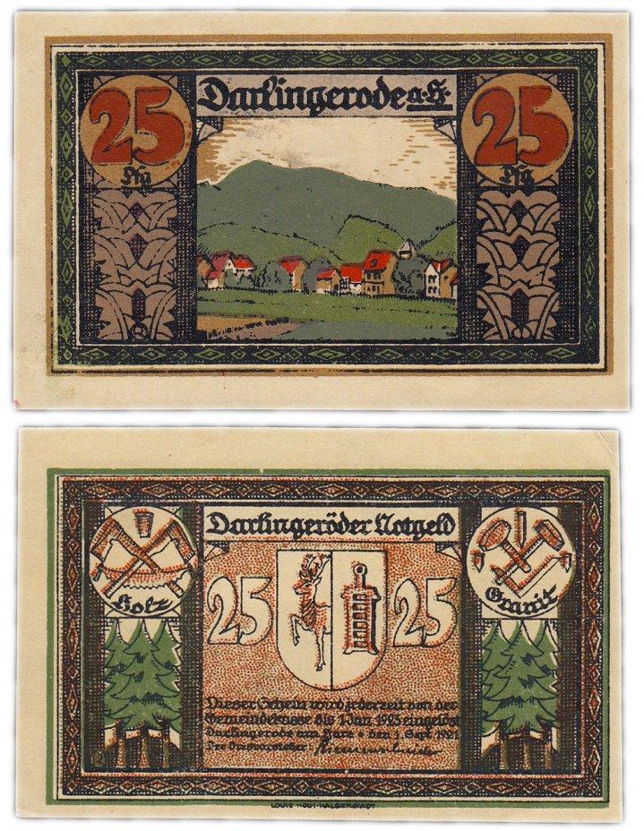 купить Германия (Саксония: Дарлингероде) 25 пфеннигов 1921  (258.1/B1)