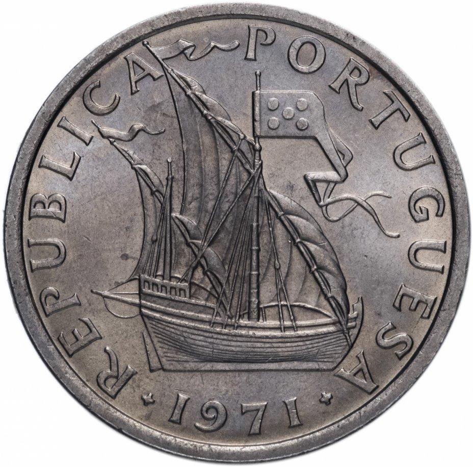 купить Португалия 10 эскудо 1971