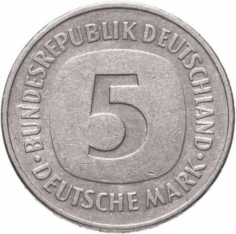 купить Германия (ФРГ) 5марок (mark) 1978 D