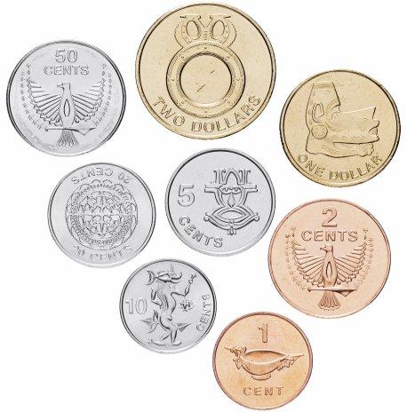 купить Соломоновы острова набор монет 1996-2012