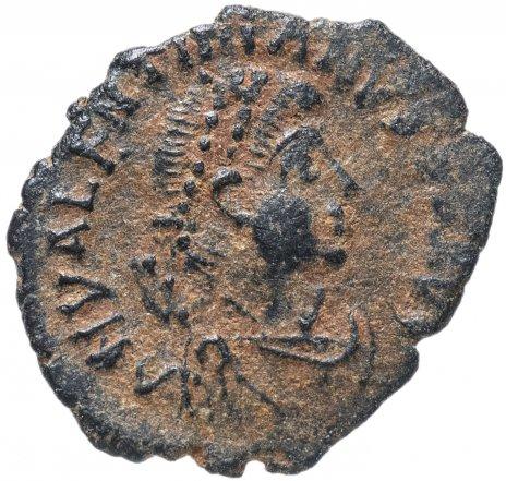купить Римская империя, Валентиниан II, 375-392 годы, нуммий.