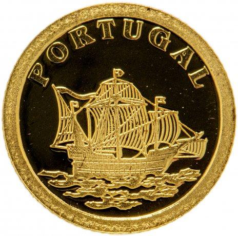 """купить Либерия 12 долларов 2008 """"Европейские страны - Португалия"""""""