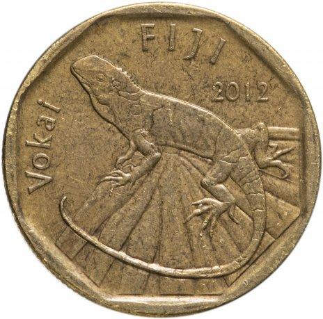 купить Фиджи 1 доллар (dollar) 2012