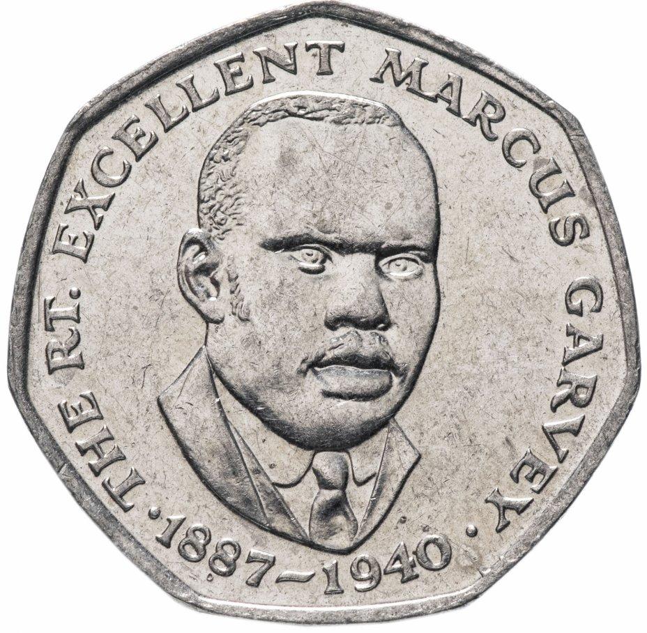 купить Ямайка 25 центов (cents) 1991-1994, случайная дата