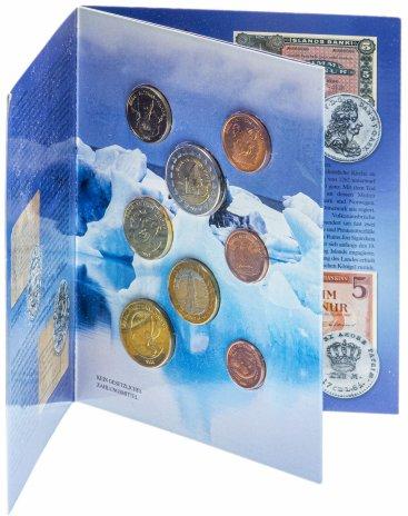 купить Исландия набор из 8 монет (фантазийный выпуск) 2004, в буклете