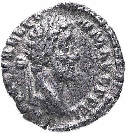 купить Римская империя, Коммод, 177-192 годы, денарий.