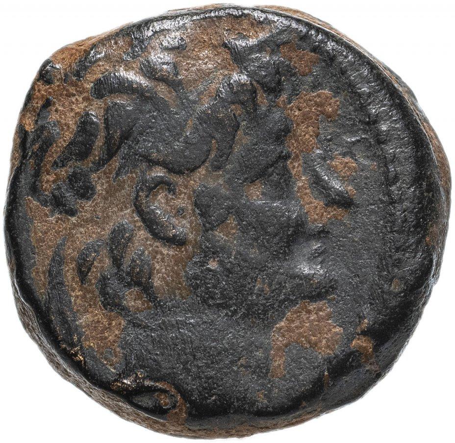 купить Селевкиды, Александр II Забина, 128-122 гг. до н.э., бронза АЕ19