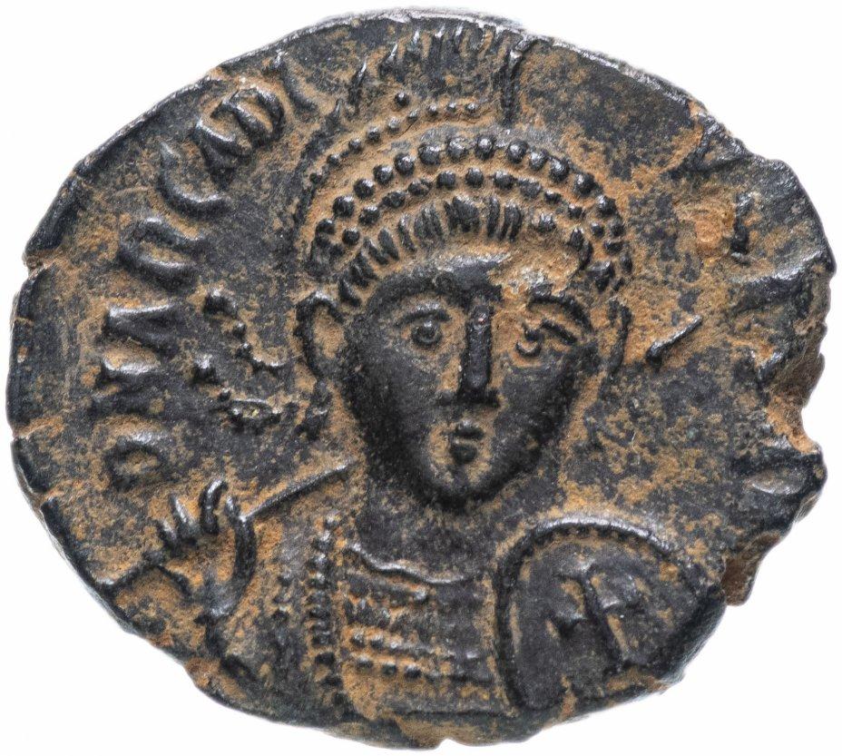 купить Римская империя, Аркадий, 383-408 годы, нуммий.
