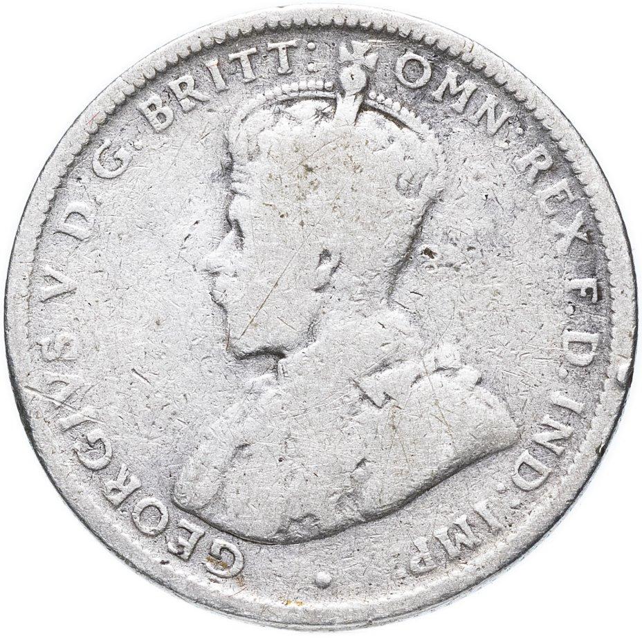 купить Австралия 1 шиллинг (shilling) 1914