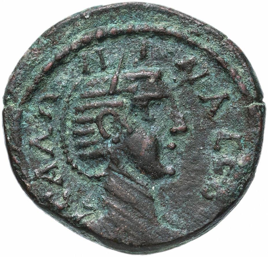 купить Римская империя, провинция Троада, Илюм троадский , Салонина, супруга Галлиена, 254-268 годы, АЕ22.