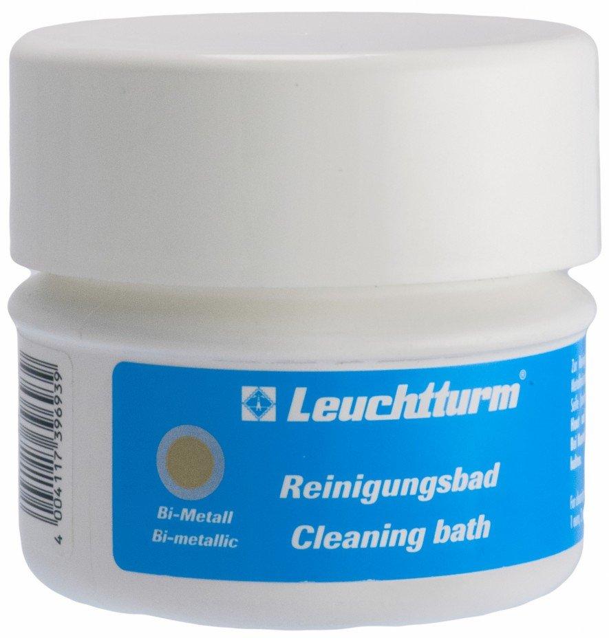 купить Жидкость для чистки биметаллических монет Leuchtturm, 343206