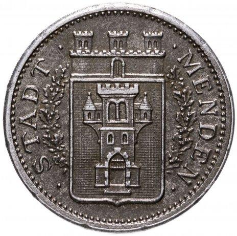 купить Германия (Менден) нотгельд  10 пфеннигов 1917