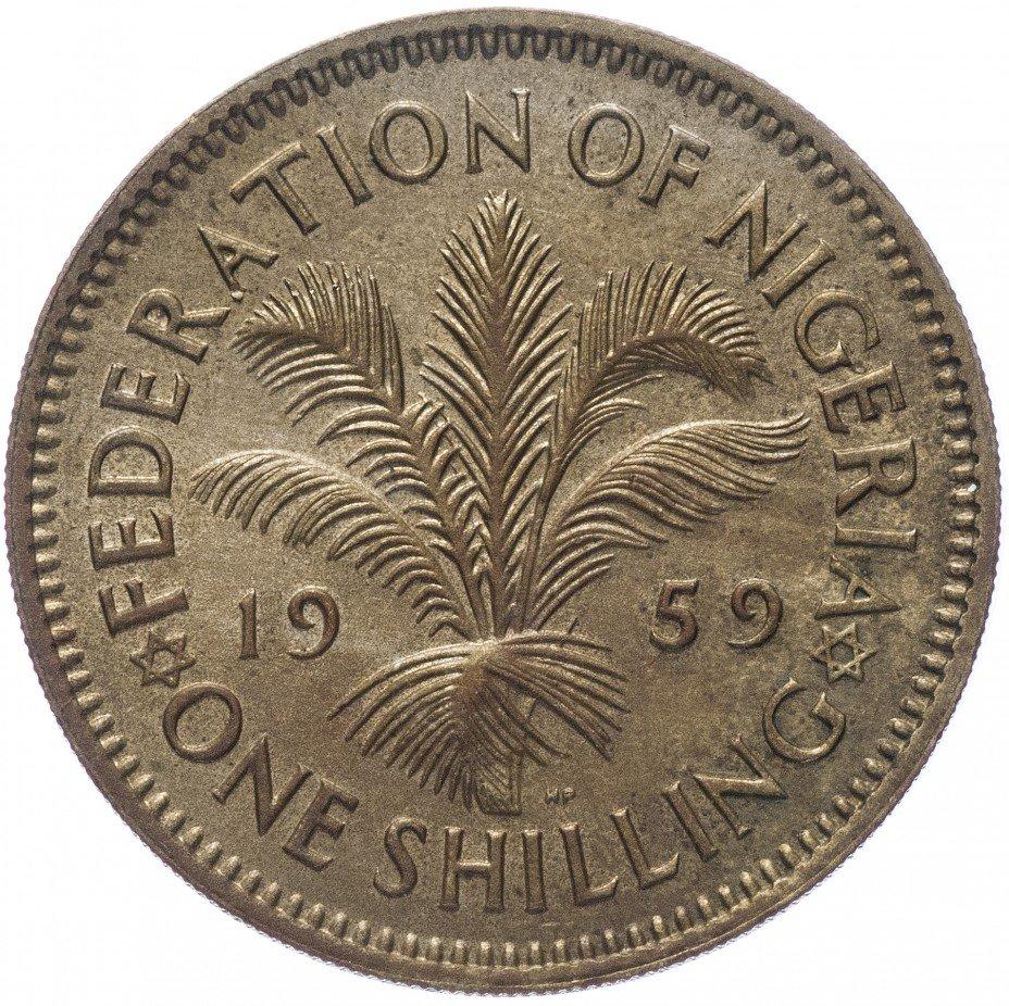 купить Нигерия 1 шиллинг 1959