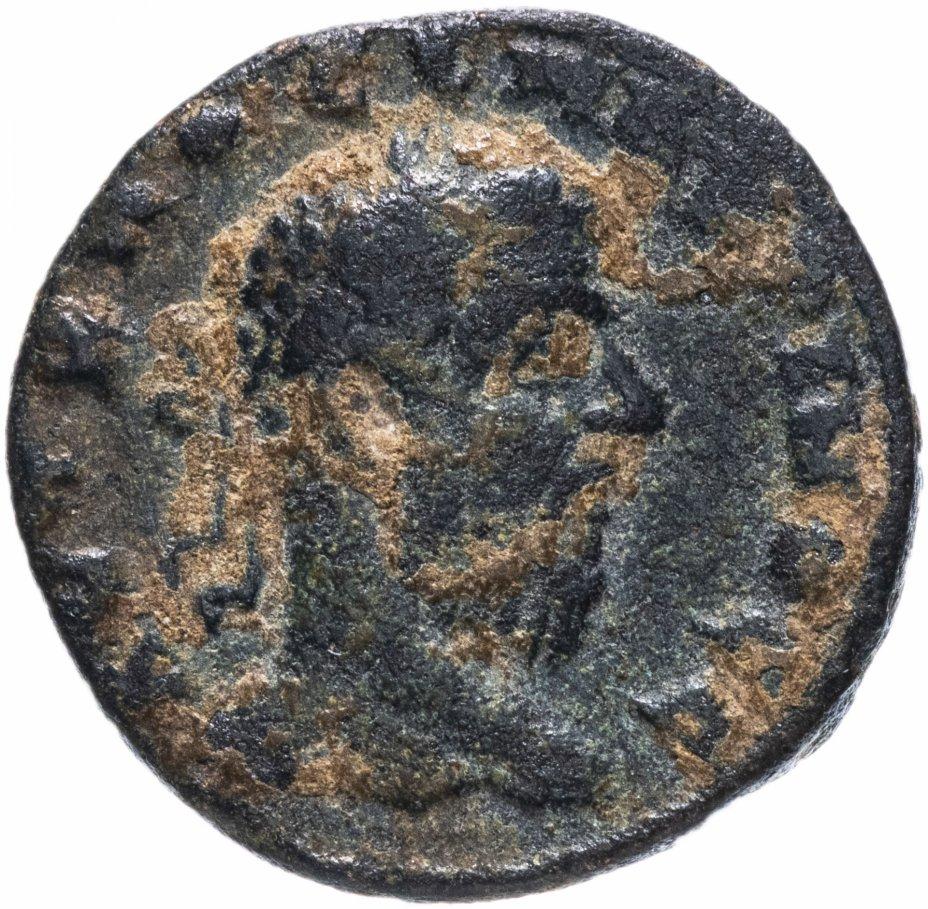 купить Римская империя, провинция Сирия, Макрин, 217-218 годы, АЕ19.