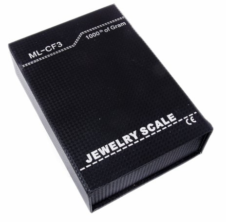 купить Весы ювелирные электронные карманные 20 г/0,001 г сенсорные ML-CF3