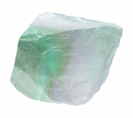 купить Флюорит, выколок по спайности 3-3,5 см (Китай)
