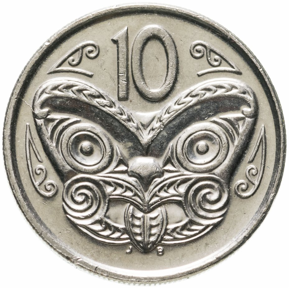 купить Новая Зеландия 10 центов (cents) 2003