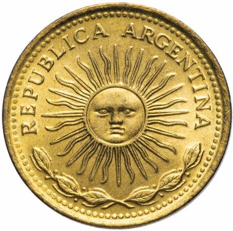 купить Аргентина 5 песо (pesos) 1977