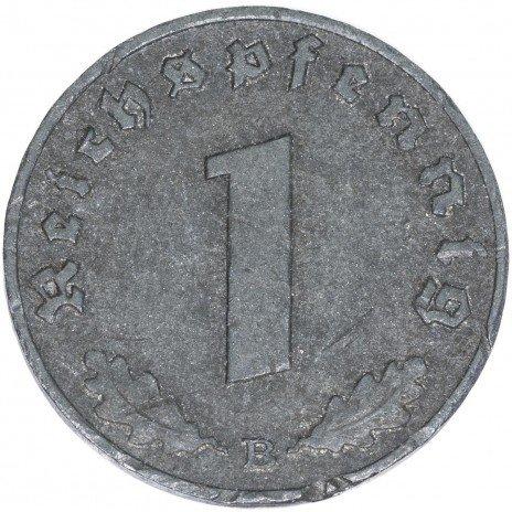 купить Третий Рейх 1 рейхспфенниг 1944