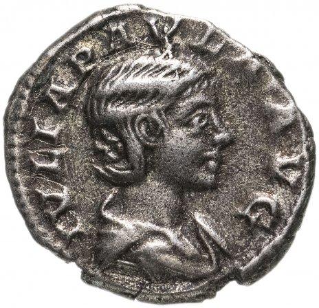 купить Римская империя, Юлия Павла, жена Элагабала, Денарий.