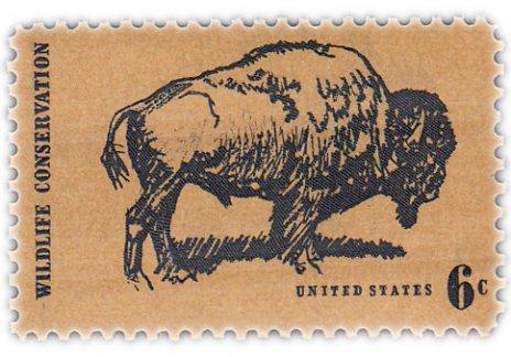 """купить США 6 центов 1970 """"Бизон"""""""