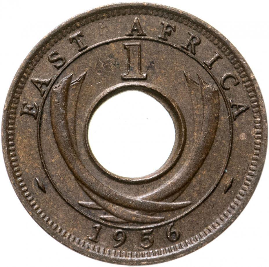 купить Британская Восточная Африка 1 цент (cent) 1956 KN