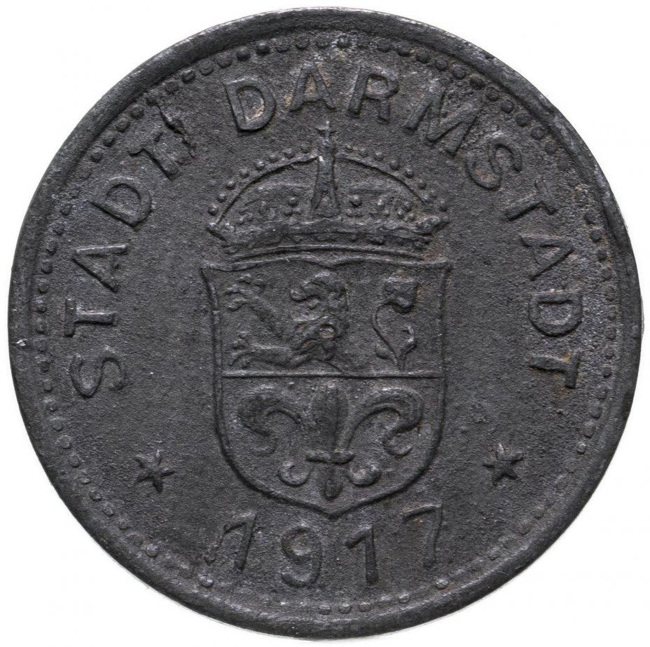 купить Германия (Дармштадт) нотгельд  10 пфеннигов 1917
