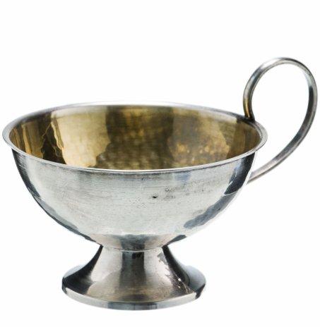 """купить Чарка, серебро 830 пр., золочение, фирма """"Ceson Guldvaru AB"""", г.Гётеборг, Швеция, 1960-1970 гг."""