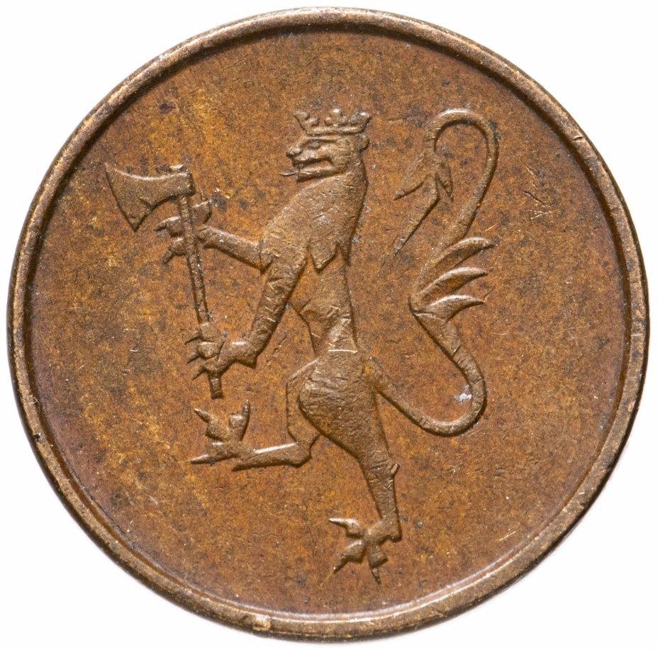 купить Норвегия 5 эре (ore) 1973-1982, случайная дата