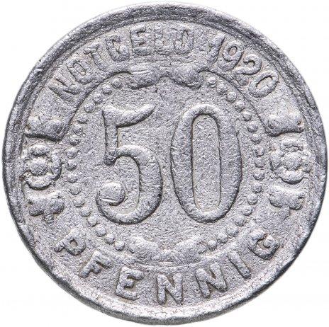 купить Германия, Виттен 50 пфенниг 1920