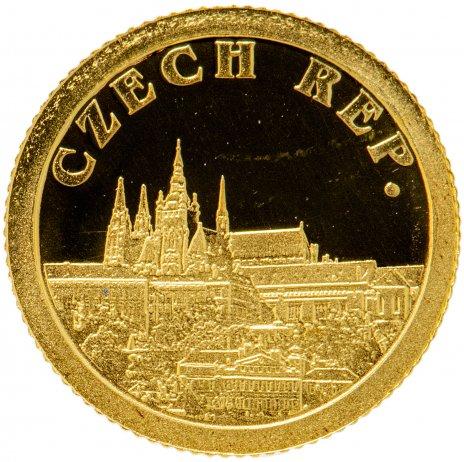 """купить Либерия 12 долларов 2008 """"Европейские страны - Чехия"""""""