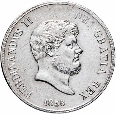 купить Италия (Две Сицилии) 120 грано 1856