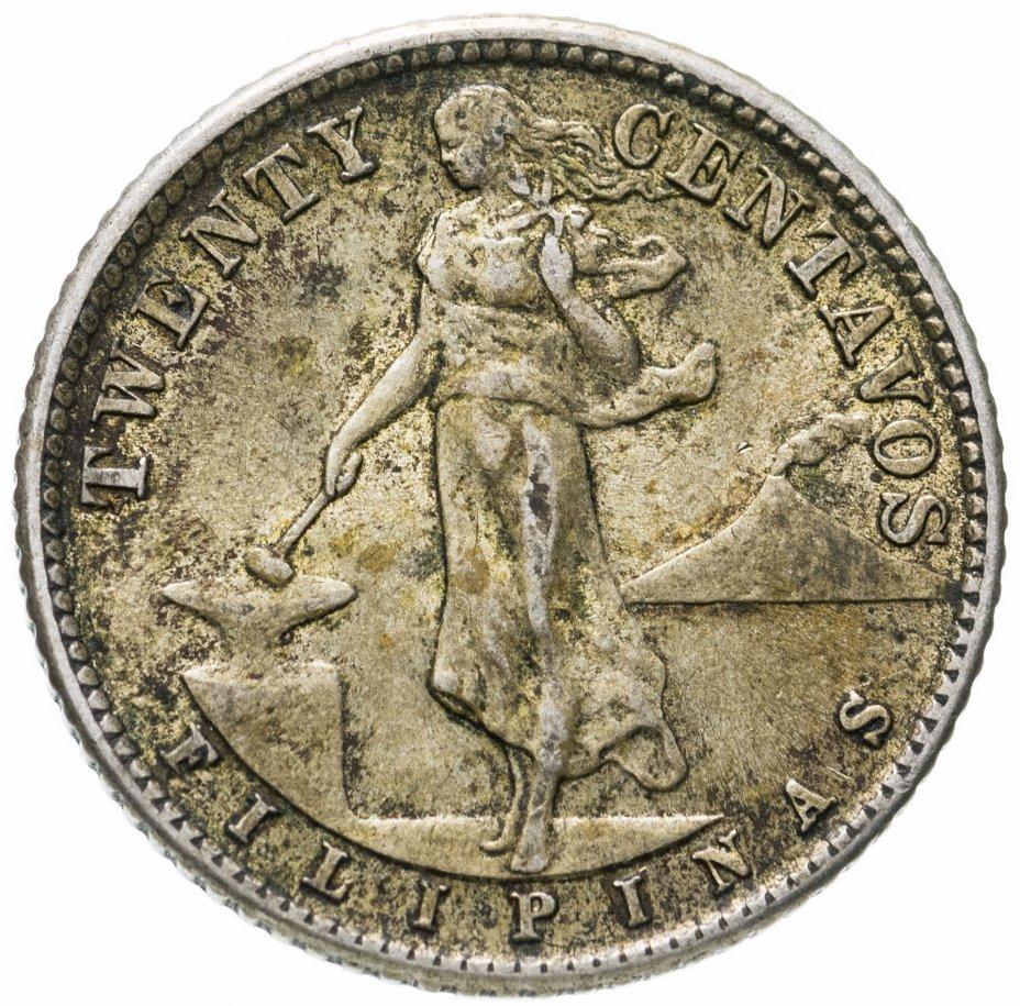 купить Филиппины 20 сентаво (centavos) 1944