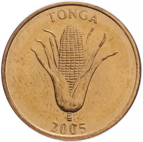 купить Тонга 1 сенити 2005