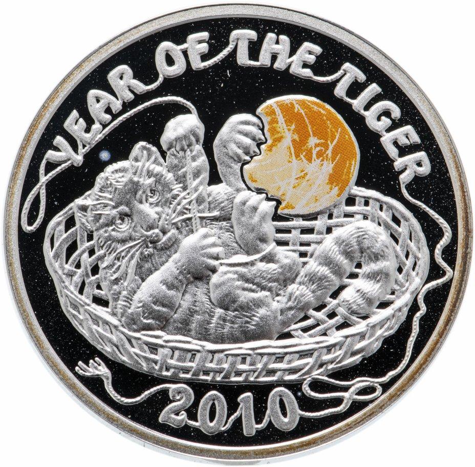 """купить Ниуэ 1 доллар 2009 """"Китайский гороскоп: год тигра"""""""