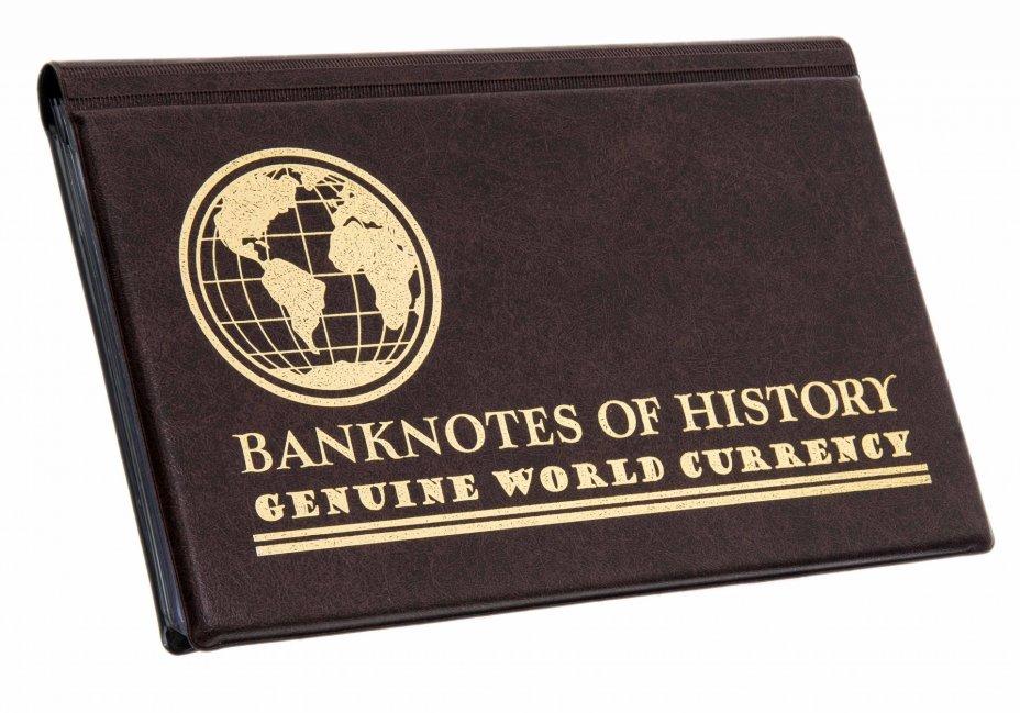 """купить Коллекция """"Холодная война"""" - набор из 12 банкнот в альбоме с историческим описанием и сертификатом подлинности"""