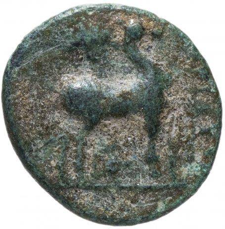 купить Греция, Иония, Эфес, 390-320 годы до Р.Х., АЕ13. Пчела.