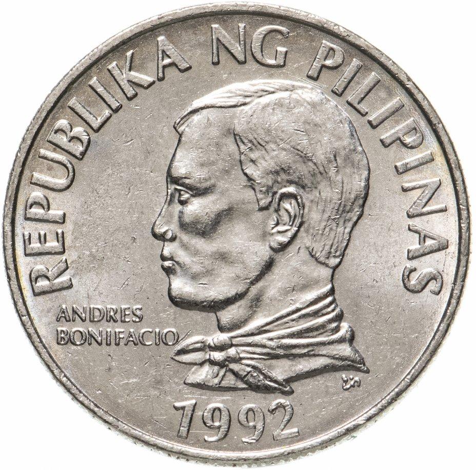 купить Филиппины 2 песо (piso) 1992