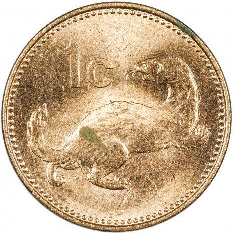 купить Мальта 1 цент 1986