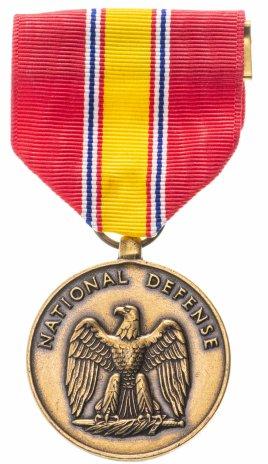 """купить США медаль """"За службу в деле национальной обороны"""""""