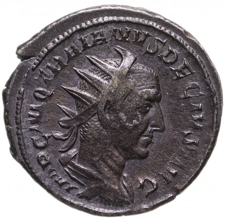 купить Римская империя, Траян Деций, 249-251 годы, Антониниан. (Виктория)