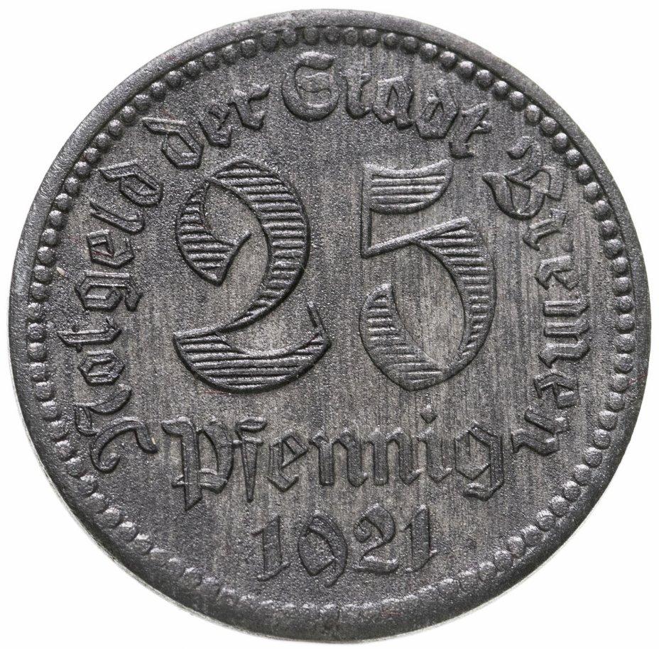 купить Германия (Бремен) нотгельд  25 пфеннигов 1921