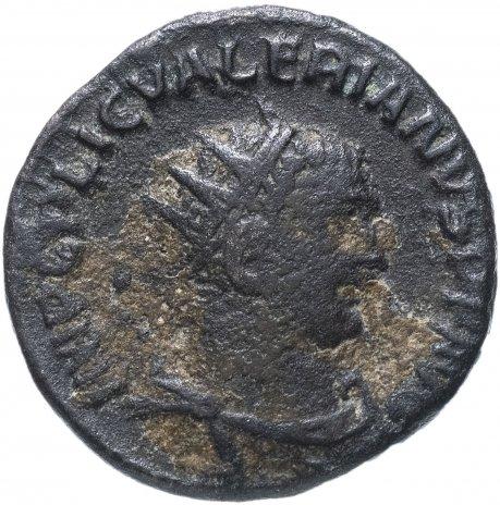 купить Римская империя, Валериан I, 253–260 годы, антониниан.