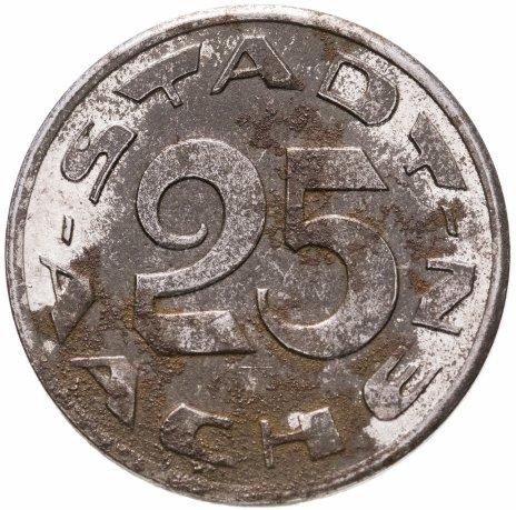 купить Германия (Аахен) нотгельд  25 пфеннигов 1920