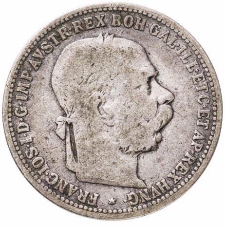 купить Венгрия 1 крона (crown) 1893