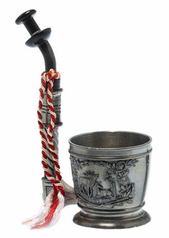 купить Трубка для напитков, олово, Германия, 1970-1991 гг.