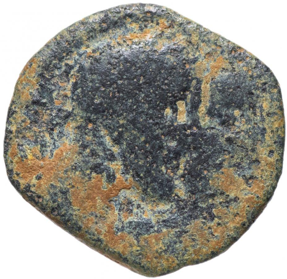 купить Набатейское царство, Арета IV, 9 год до Р.Х.-40 год, АЕ17. Петра